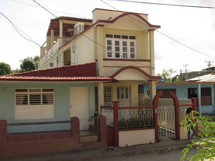 Residencia Machado, Apartamento
