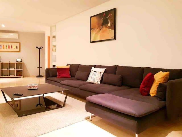 Bel appartement moderne au coeur de Casablanca