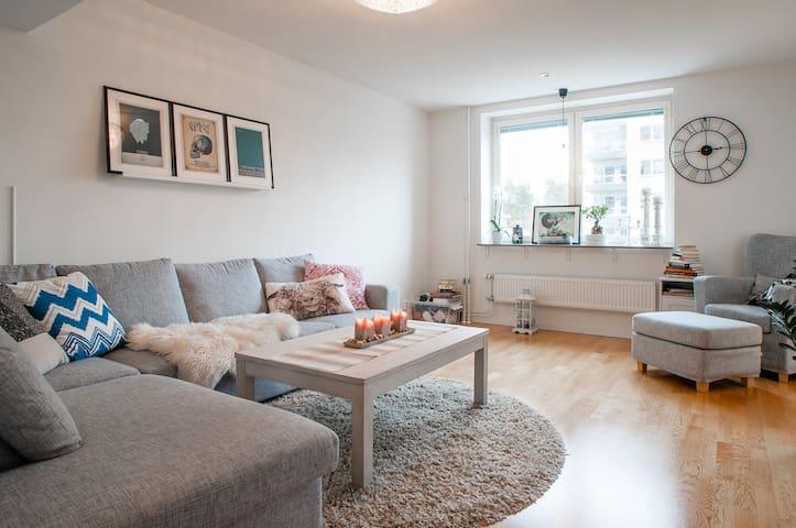 Fresh apartment close to everything - Στοκχόλμη - Διαμέρισμα