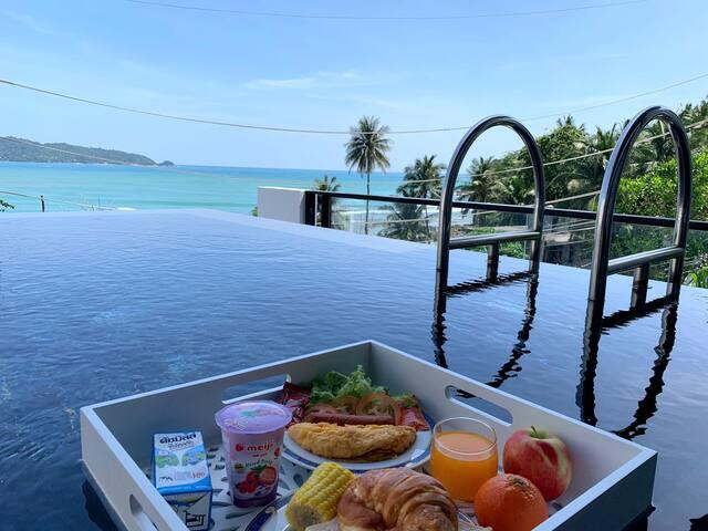 芭东海景泳池10卧+别墅 Patong 10+Bedroom Seaview pool villa
