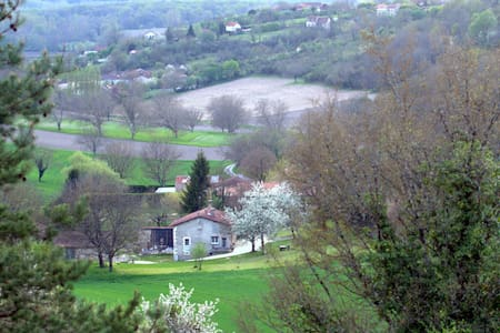 Calme detente - Saint-Victor