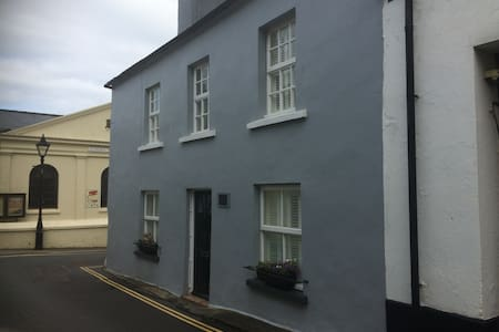 Nelson's Cottage, Self Catering Holidays, Peel IOM