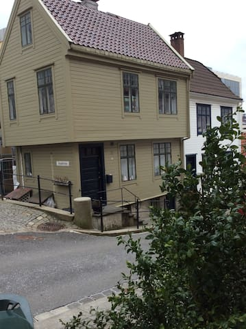 Unique and charming Bergen house