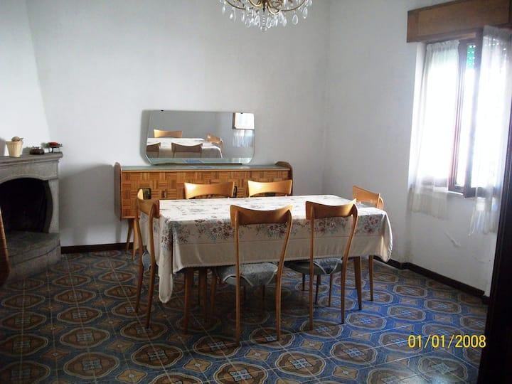 sweet home sabina a 42 km da Roma