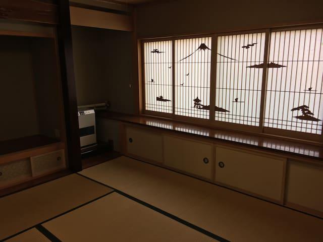 BRAND NEW!! JAPANESE STYLE ROOM NEAR LAVENDER FARM - Kamifurano-chō - Bed & Breakfast