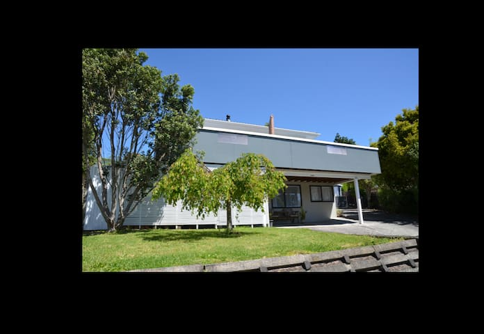 Spacious Private Studio - Auckland - Rumah