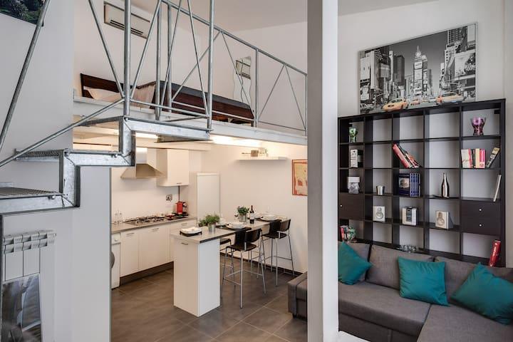 Borghetto dei Reti - Roma - Apartment