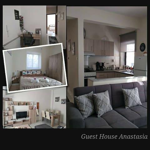 Μοναδικό στο κέντρο Ευόσμου  Guest House Anastasia