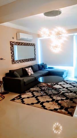 Modern furnishing, Electric blinds