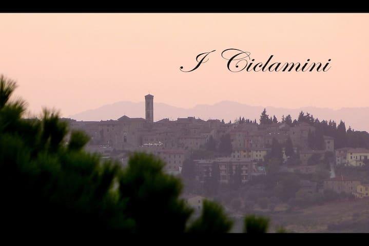 I Ciclamini - San Donato - House