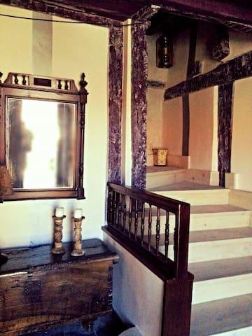 La Casa de la Serenidad, Burgos - Villanasur-Río de Oca