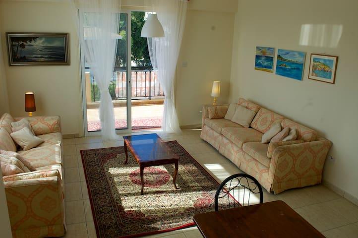 Boumboulina residence, (URL HIDDEN) CMC - Nicosia - Apartemen
