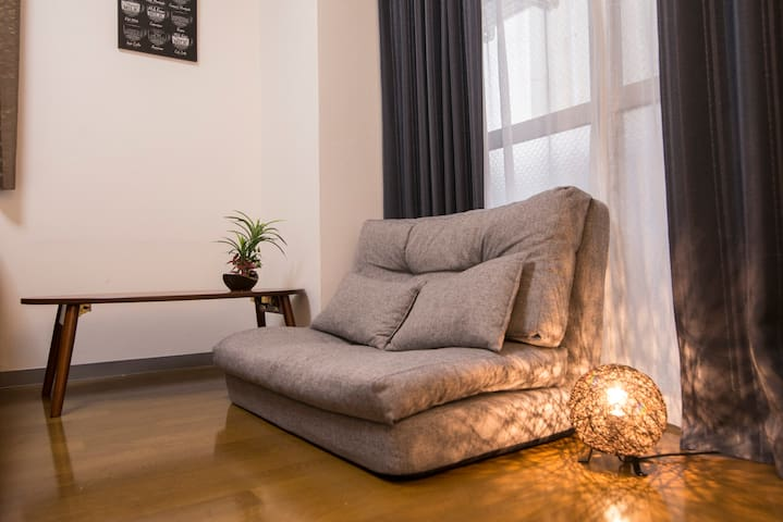 #1Near stations, convenient environment, free wifi - Shinjuku-ku - Appartement