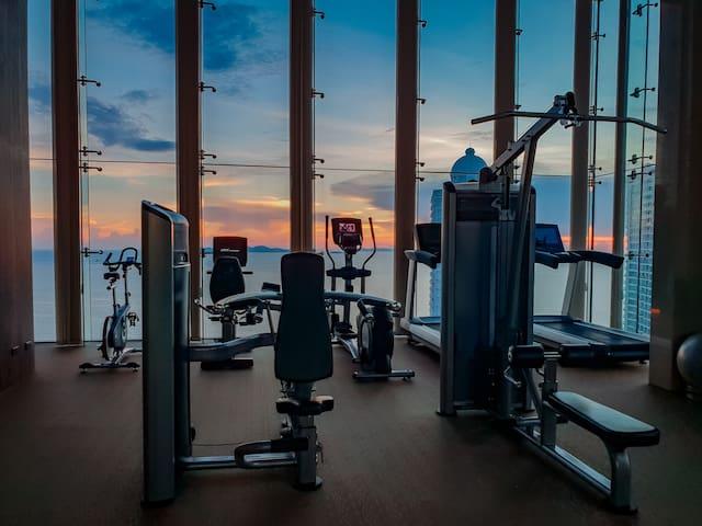 Gym Building B