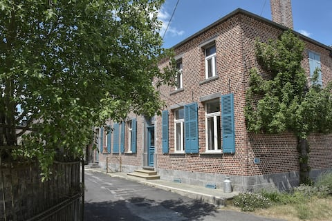 Petit Loft in the heart of the Avesnoise countryside