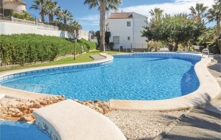 Beautiful home in Orihuela with 2 Bedrooms