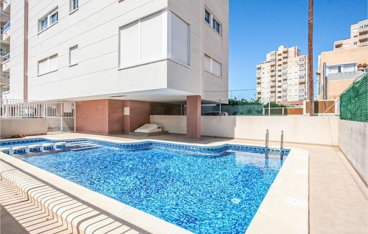 Holiday apartment with 2 bedrooms on 56m² in Torrevieja