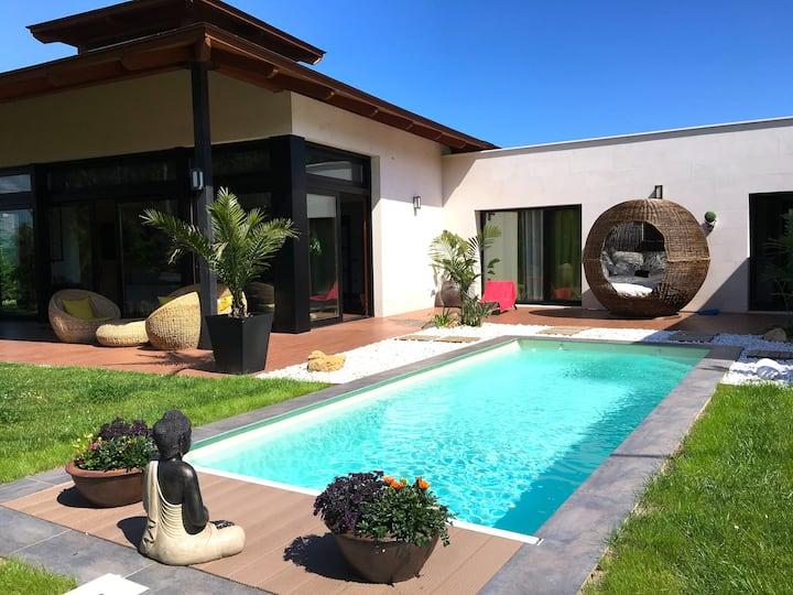 Villa Balinesa piscina climatizada - (Heated Pool)