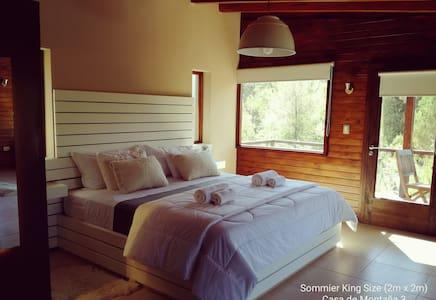 Casa de Montaña, Loft para Pareja - Córdoba - Hotel ekologiczny