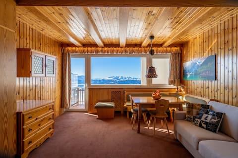 Highlight Mountain Studio am Gipfel des Kronplatz