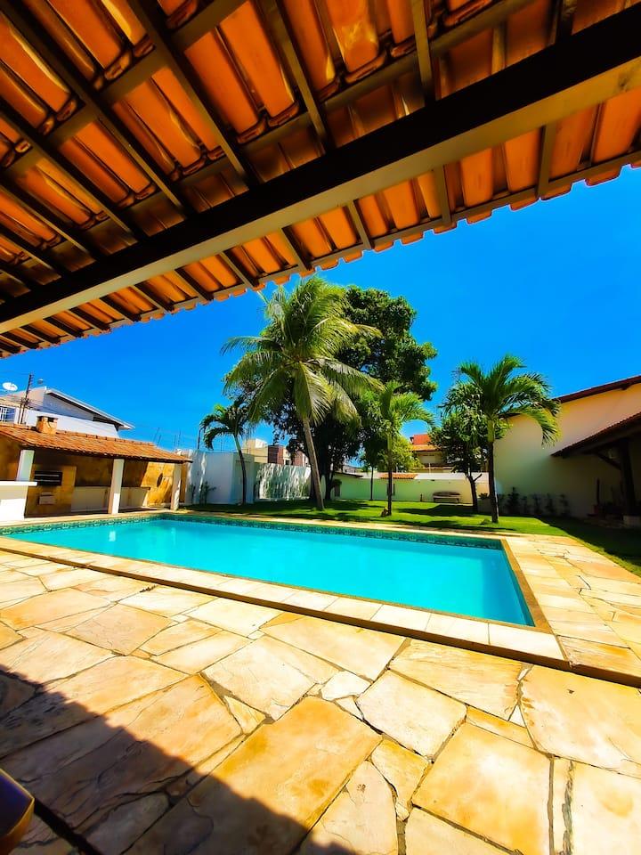 Sun Garden House Próximo a Orla da Atalaia