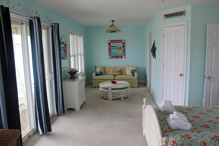Sandbar B&B - Mermaid Room
