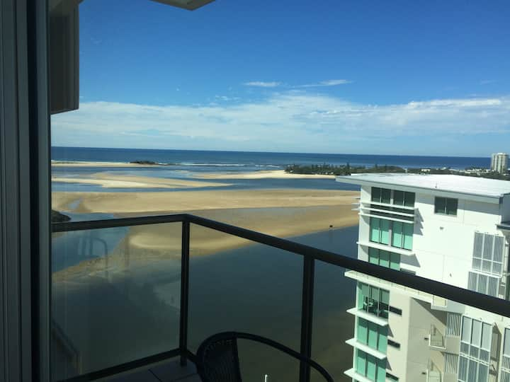 Spectacular views on Maroochy