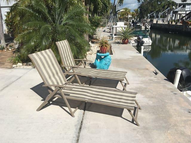 Lower Keys Waterfront Getaway