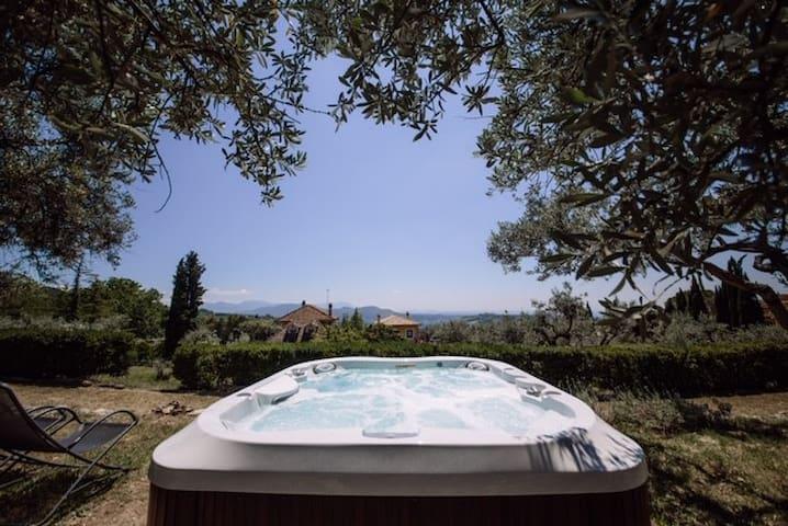 Villa Casa Rinaldi close to Rome