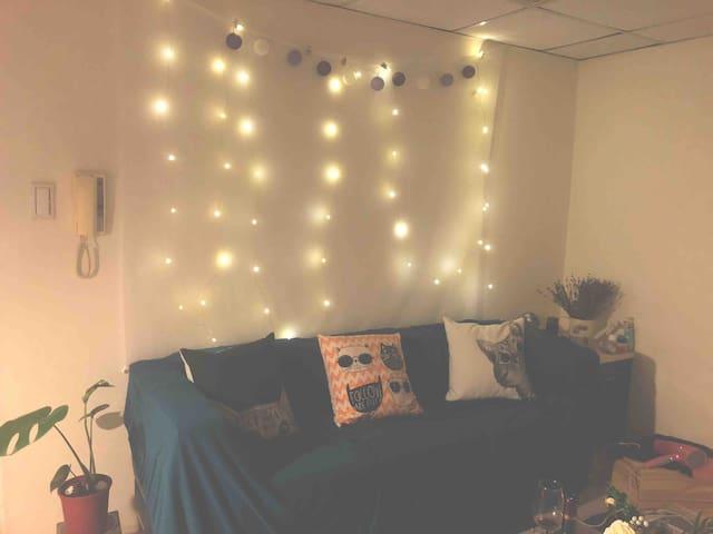 房東是隻貓private room in Da-an District-Chez mon chat