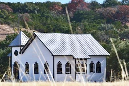 Chapel Home - A Church Resurrected! - Wimberley