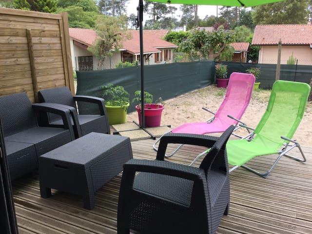 agreable  Appartement Avec terrasse - Capbreton - Lejlighed
