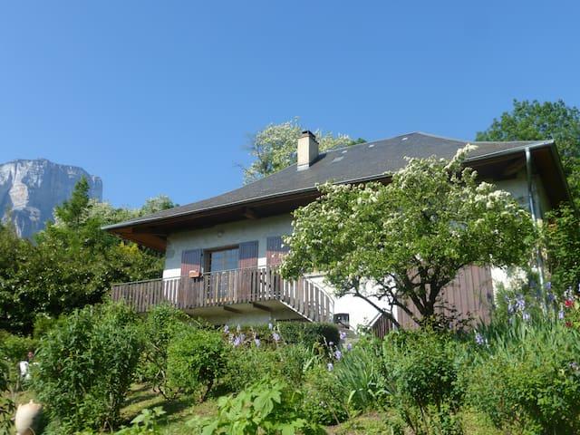 Maison de caractère Apremont Savoie - Apremont - Talo