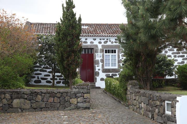 Entrada principal casa da Madrinha