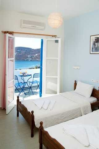 Private Room with sea view - Ios - Apartamento