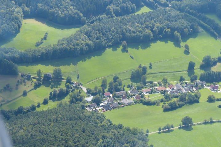 Unterkunftsort Schönnen Oberdorf