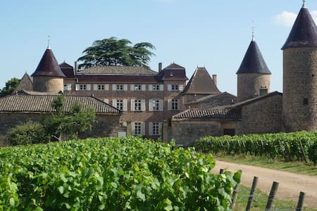 CHASSELAS CASTLE COTTAGE FOR RENT - Chasselas - 独立屋