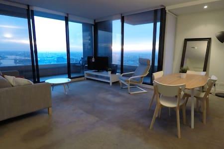 Large 2Bed Apartment Amazing Views - Melbourne - Apartment