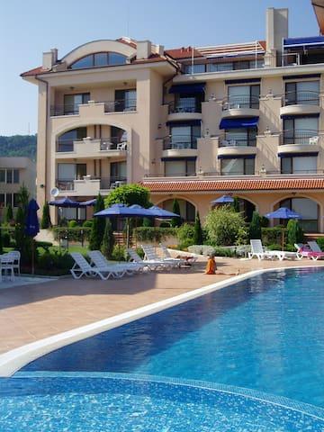 Apartm in Balchik black sea coast