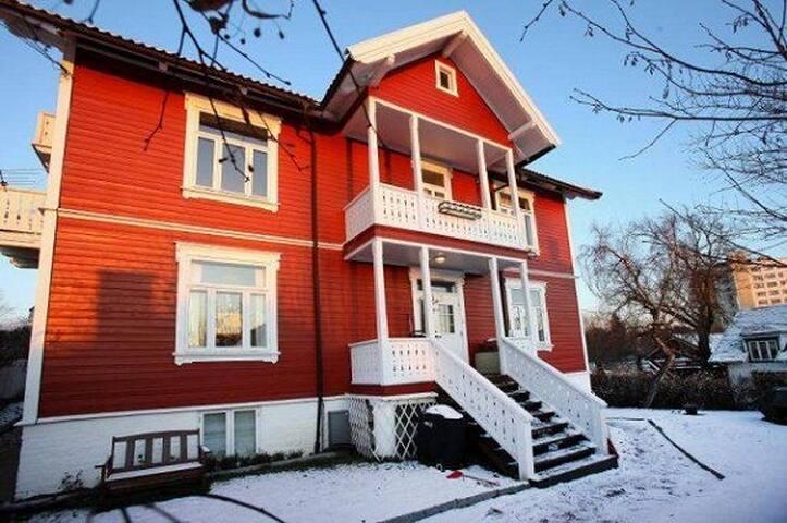 Charming apartment; Swiss style - Oslo - Apartament