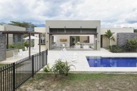 Casa Conjunto Cerrado Anapoima - Anapoima - House