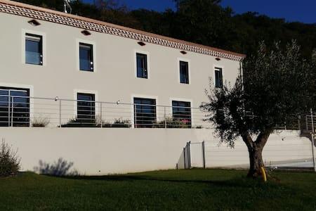 Chambre d'hote à 10min d'Albi, vallée du Tarn. - Saint-Gregoire - Dom