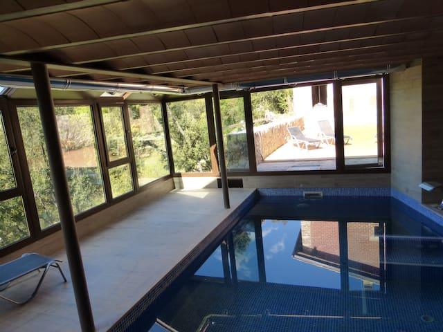 SPA con jacuzzi y sauna