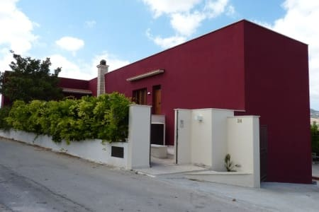 Apartment in country house -Trapani - Valderice