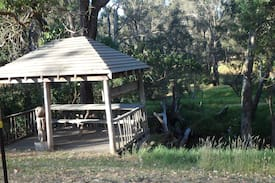 Picture of Cabin on bank of Blackwood River