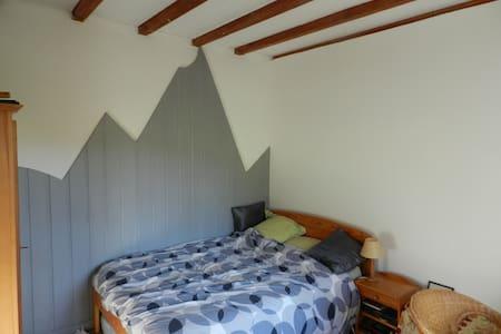Chambre dans maison de charme en pleine campagne - Pont-Salomon