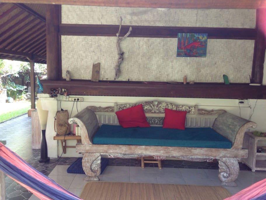 Cozy Canggu House, 300 m from Beach