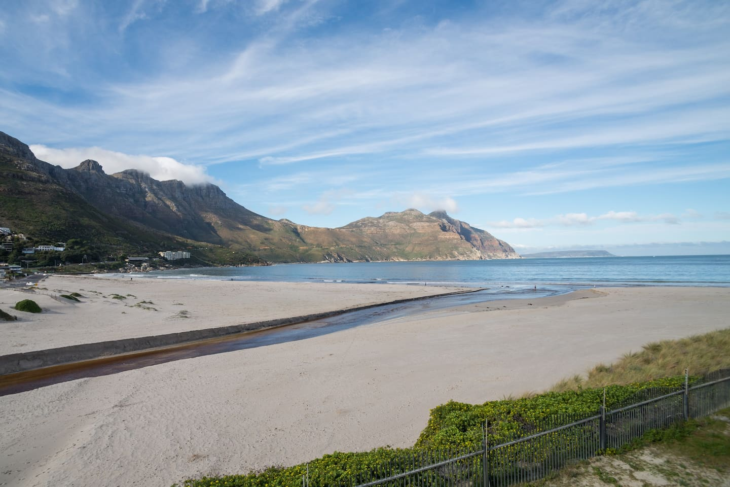 Hout Bay Beach & Chapman's Peak View From the house