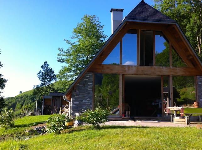 Bergerie d'archi-(tecte) montagnard - Gazost - Casa