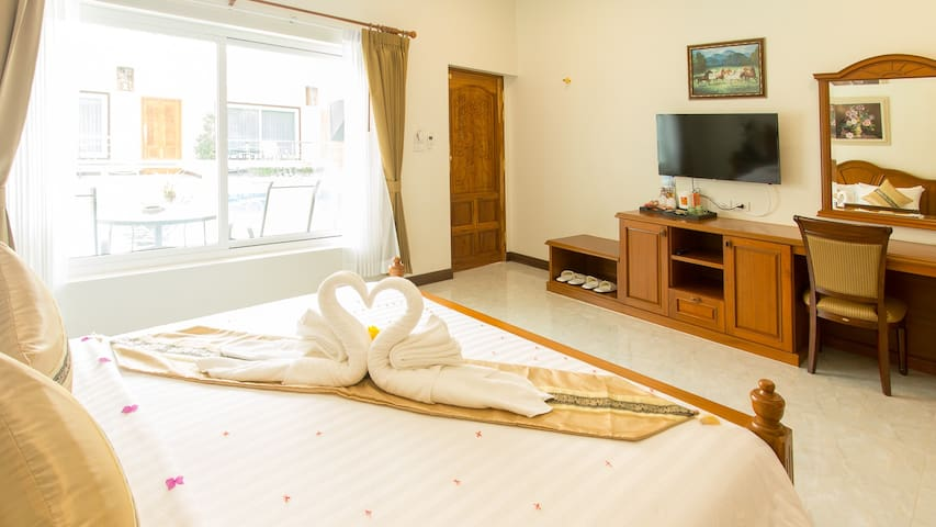 Nok Resort&Hotel - Tambon Nong Yaeng - Bed & Breakfast